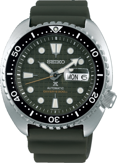 SRPE05K1 | Seiko | Always one step ahead of the rest