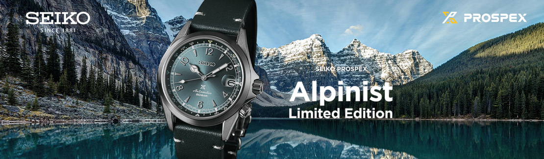 Seiko Prospex Alpinist Limited Edition