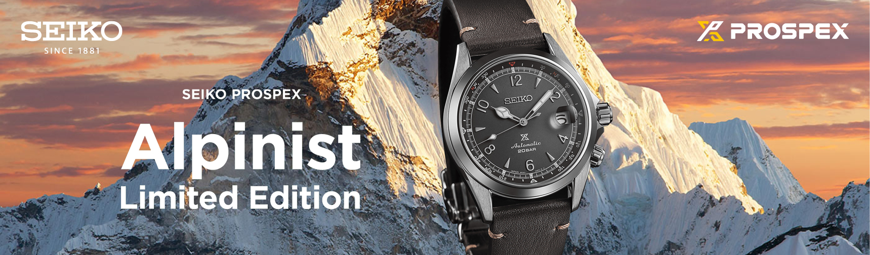 Alpinist Limited Edition