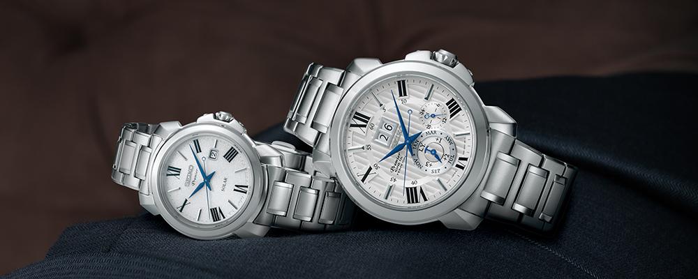 dames kinetic horloges van seiko